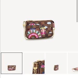 Louis Vuitton Damier Pochette Bag